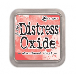 Encre Distress 'Tim Holtz - Distress Oxide' Abandoned Coral