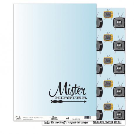 Mister Hipster -3-