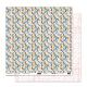 """Papier1- Collection """"SO'GARDENt"""""""" 30X30 - R/V"""