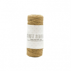 CRAFT PERFECT  ficelle de jute 25M