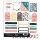 SO'GARDEN - SOKAI - Planche Etiquettes à découper - format A5