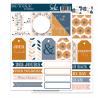SO'FOLK - SOKAI - Planche Etiquettes à découper - format A5
