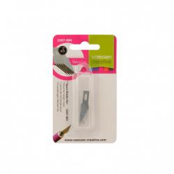 Vaessen Creative • Lames de rechange pour cutter scalpel de précision 5pcs