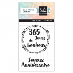 LES MINIS TAMPONS -365 JOURS