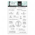 Tampons transparents - LES JOLIES CITATIONS 2