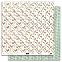 "Papier 4 - Collection ""SO'FALL"" 30X30 - R/V"