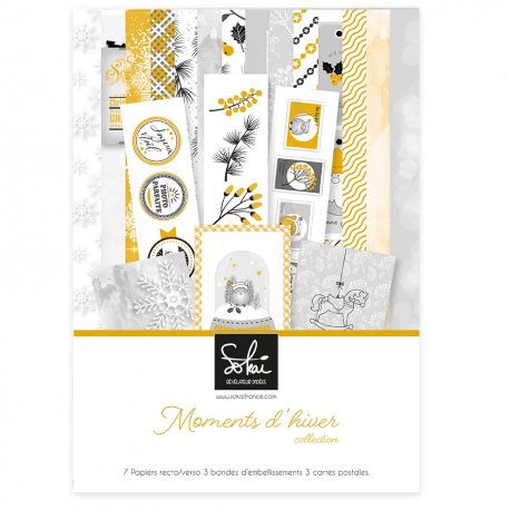 MOMENTS D'HIVER  COLLECTION