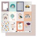 "Papier5 - Collection ""SO'BB"" 30X30 - R/V"