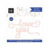 Matrice de coupe  VOILA L'ETE ' Love You'