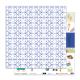 """Papier 6 - Collection """"VOILA L'ETE"""" 30X30 - R/V"""